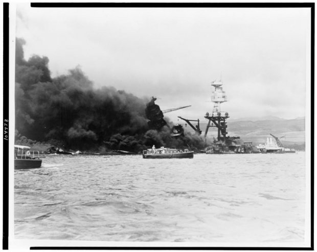 USS Arizona - Pearl Harbor