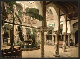 Algier - Museumshalle
