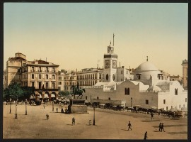 Algier - Regierungsplatz