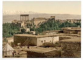 Baalbek - Acropolis