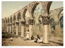 Baalbek - Alte Moschee