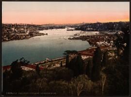 Konstantinopel - Goldenes Horn