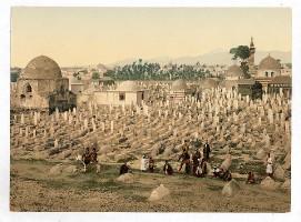 Damaskus - Friedhof