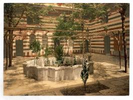 Damaskus - Innenhof