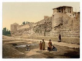 Damaskus - Stadtmauer
