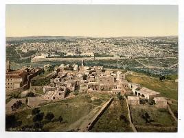 Jerusalem - Ansicht