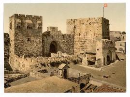 Jerusalem - Davidsturm