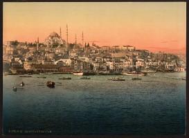 Konstantinopel - Ansicht I