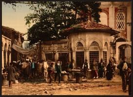 Konstantinopel - Strasse