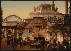 Konstantinopel - Scutari II