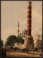 Konstantinopel - Verbrannte Säule