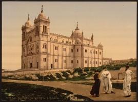 Tunesien - Kathedrale
