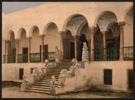 Tunis - Löwentreppe